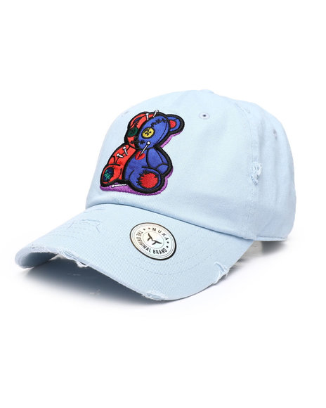 Buyers Picks - Multi Color Bear Dad Hat