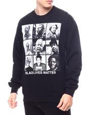 BLVCK - Black History Icon Crewneck Sweatshirt-2602812