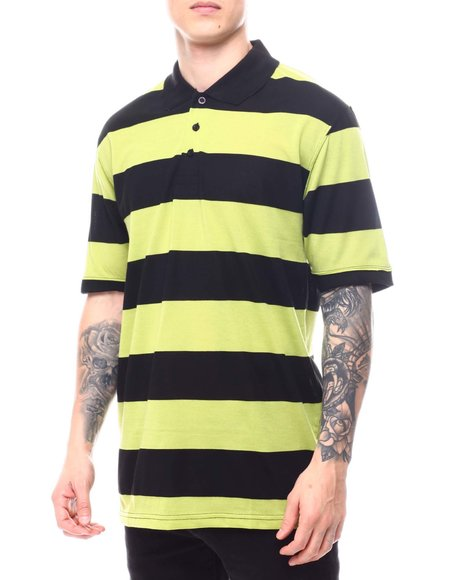 Buyers Picks - Bar Stripes Polo