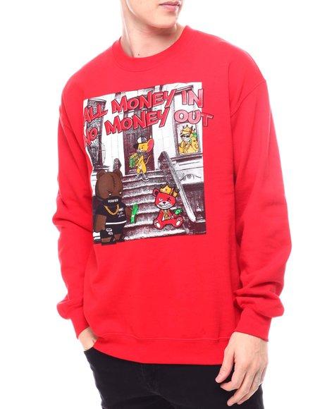 Buyers Picks - All Money In Crewneck Sweatshirt
