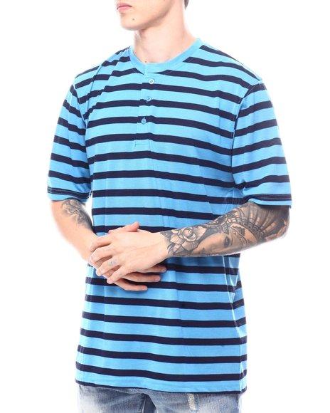 Buyers Picks - Mini Stripe SS Henley