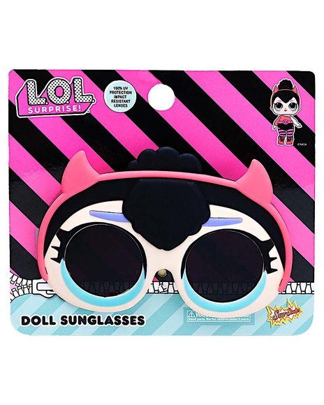 Sun Staches - LOL Surprised Spice Kids Sunglasses