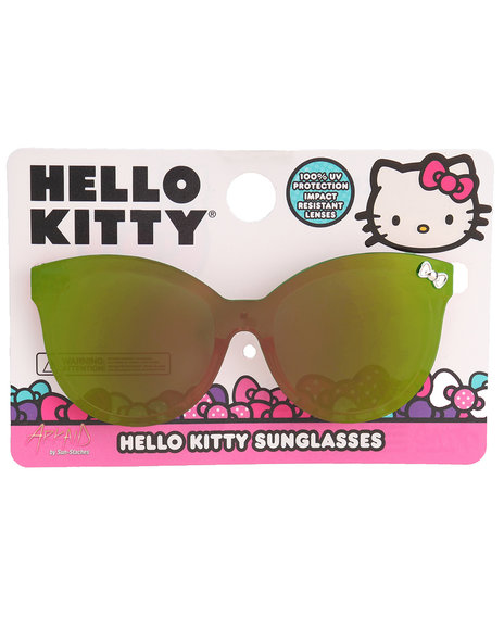 Sun Staches - Hello Kitty Kids Sunglasses
