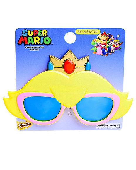 Sun Staches - Super Mario Princess Kids Sunglasses