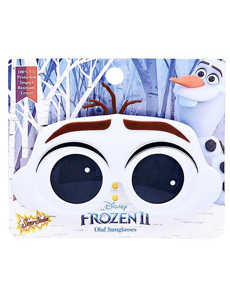 Sun Staches - Frozen Olaf Kids Sunglasses