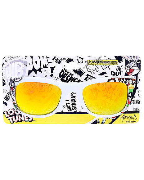Sun Staches - Looney Tunes Kids Sunglasses