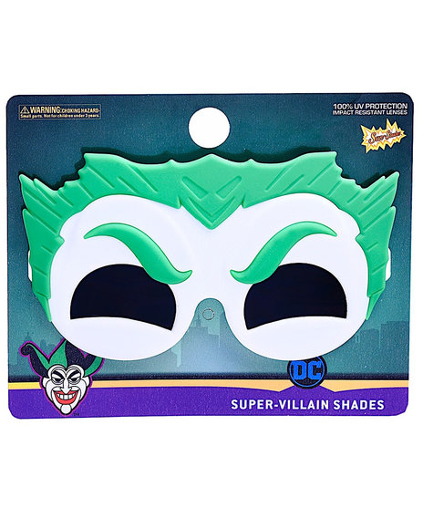 Sun Staches - Joker Kids Sunglasses
