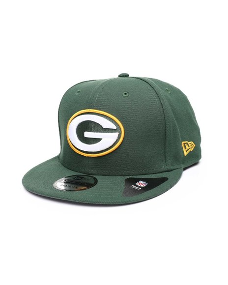 New Era - 9Fifty Green Bay Packers Snapback Hat
