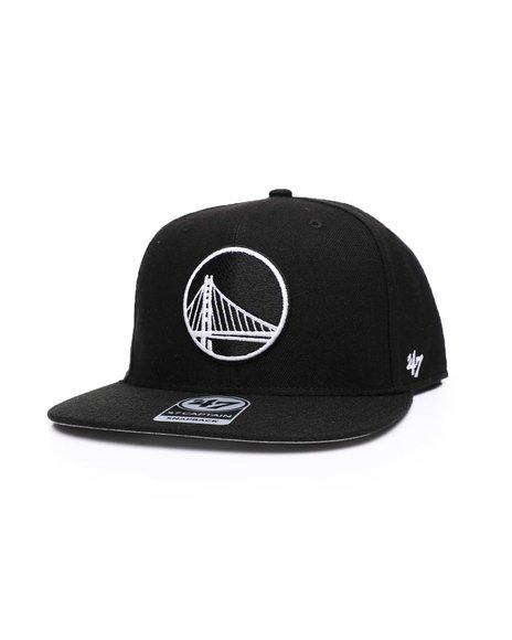 '47 - Golden State Warriors No Shot Snapback Hat