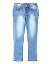 Girls - Halle S.E. Jeans (7-16)-2597677