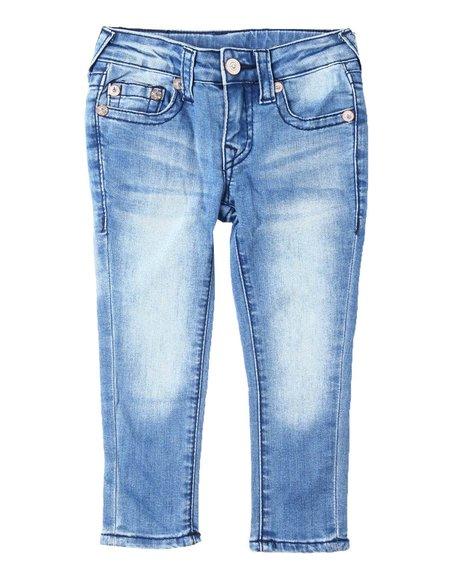 True Religion - Halle S.E. Jeans (2T-4T)