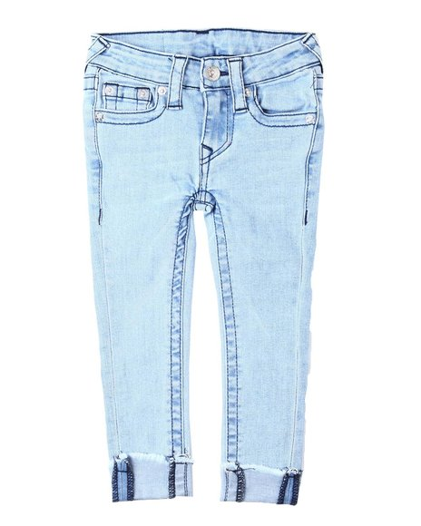 True Religion - Single End Jeans (2T-4T)