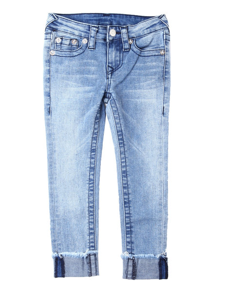 True Religion - Single End Jeans (4-6X)