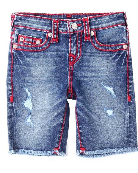 True Religion - Geno Super T Shorts (4-7)