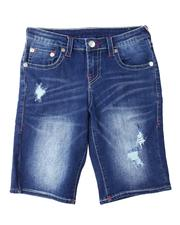 Sizes 8-20 - Big Kids - S.E. Denim Shorts (8-20)-2598824