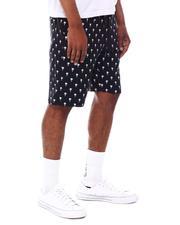 Shorts - Palm Tree Fleece Short-2602842