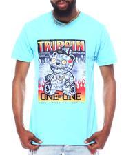 Buyers Picks - Trippin Teddy Velour Tee-2603064