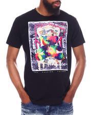 Buyers Picks - Graffiti Velour Tee-2603077