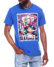 Buyers Picks - Graffiti Velour Tee-2603083