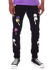 Jeans & Pants - BREEZE Palm Tree Jean-2603605