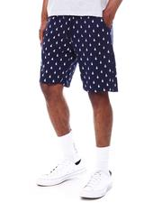 Shorts - Sailboat French Terry Light Weight Short-2602830