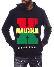 Reason - Malcolm X Chenille Hoodie-2603381