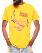 Cooper 9 - Chance Graphic Tee Mustard-2603641