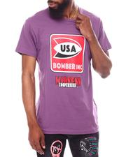 Cooper 9 - Bomber Inc Graphic Tee-2603660