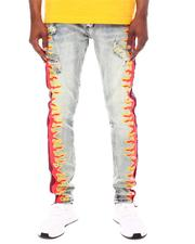 Jeans - magma Stripe Jeans-2603816