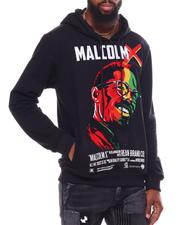 Reason - Malcolm X Embroidered Portrait Hoody-2603387