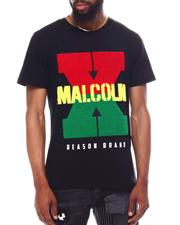BLVCK - Malcolm X Chenille Tee-2603401