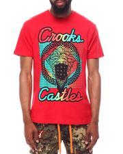 Crooks & Castles - GRECCO BANDITO GRID TEE-2602972