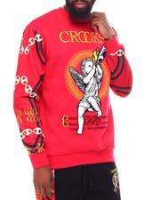 Sweatshirts & Sweaters - CHAIN CHERUB SWEATSHIRT-2603181