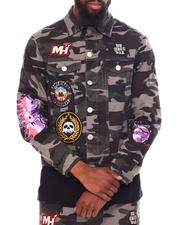 Denim Jackets - Epic Jacket Digital Camo-2603688