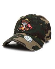 Fashion Lab - Paid Henny Bear Dad Hat-2602923