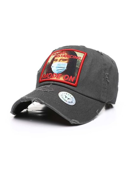 Buyers Picks - Social Distancing Mode On Dad Hat