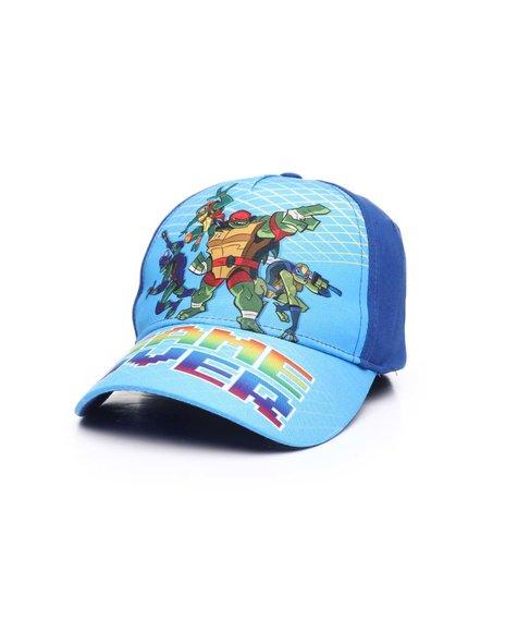 Arcade Styles - TMNT Game Over Curve Brim Hat