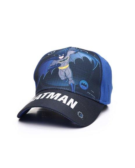 Arcade Styles - Batman Neon Curve Brim Hat
