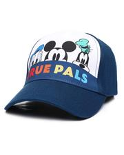 Accessories - Mickey And Friends Peek A Boo True Pals Cap-2603749