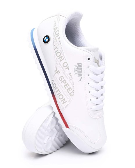 Puma - BMW M Motorsport Roma Jr. Sneakers (4-7)