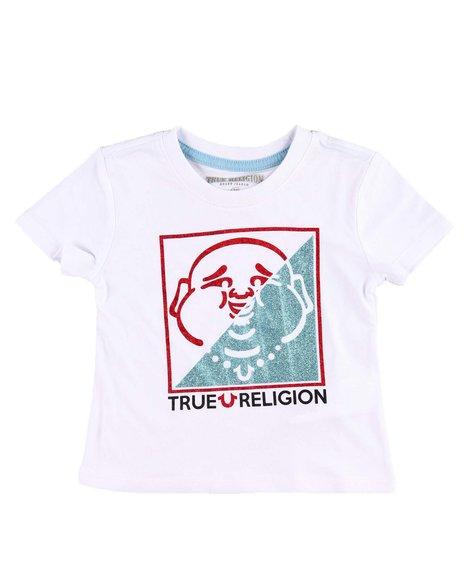 True Religion - Diagonal Tee (4-6X)
