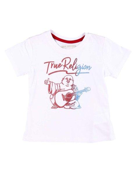 True Religion - Gradient Buddha Tee (4-6X)