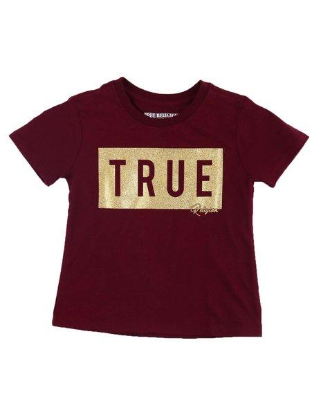 True Religion - True Graphic Tee (2T-3T)