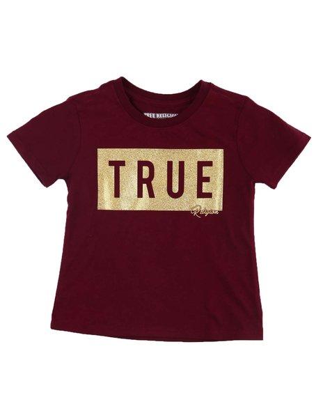 True Religion - True Graphic Tee (4-6X)