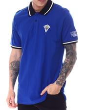 Crooks & Castles - BANDITO POLO TEE-2603112