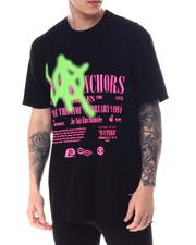 Lifted Anchors - Anarchy Tee-2603308