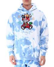 Buyers Picks - All Money in Glitter Tie Dye Hoodie-2603519