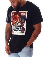 Shirts - Born To Hustle T-Shirt (B&T)-2600711