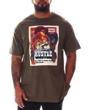 Shirts - Born To Hustle T-Shirt (B&T)-2600715