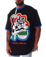 Frost Originals - Social Status T-Shirt (B&T)-2603804
